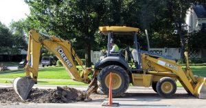 The Power of the Backhoe Loader