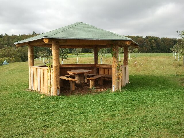 Build a Shelter or Outbuilding