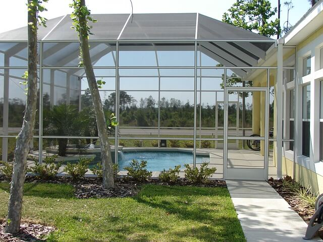 Build a Pool Enclosure